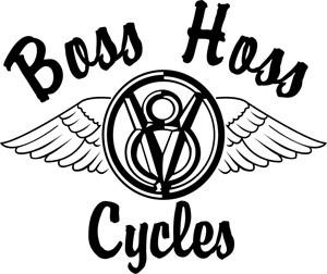 boss hoss logo